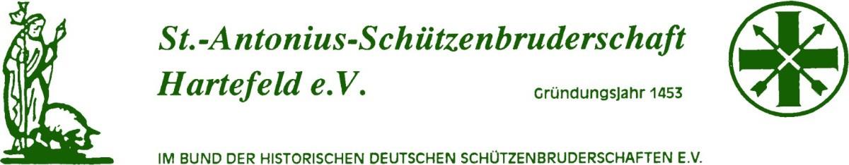 St.-Antonius-Schützenbruderschaft-Hartefeld e.V. Logo